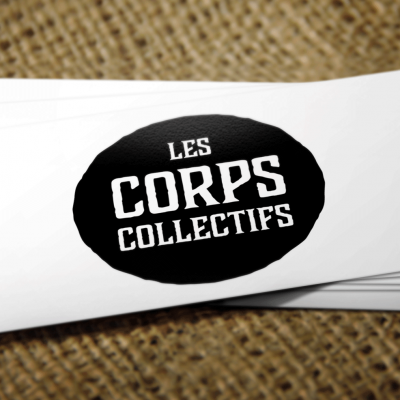 logo de l'association les corps collectifs
